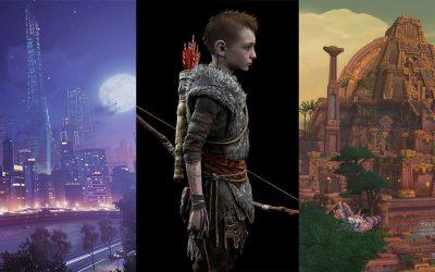 ¿Por qué estudiar diseño y arte 3D para videojuegos en Barcelona?