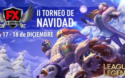 [eSports] 2º Torneo de Navidad en FX Animation